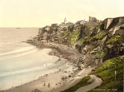 [Tynemouth, Newcastle-on-Tyne, England]