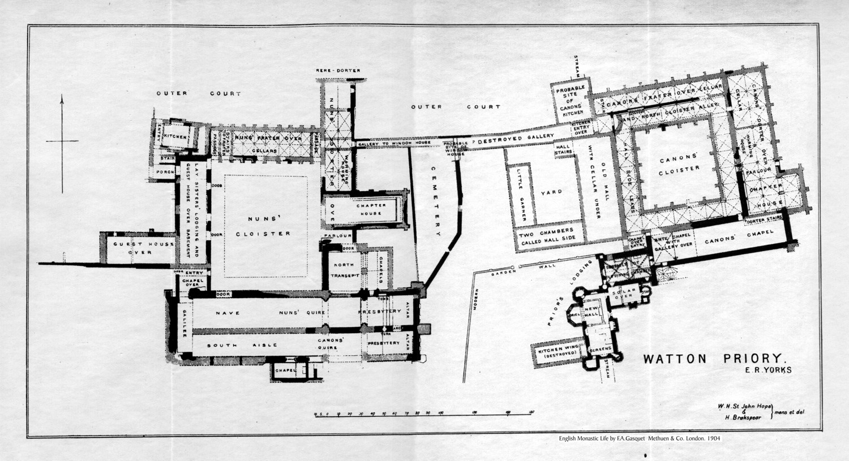 Historyfish Monastic Pages Maps